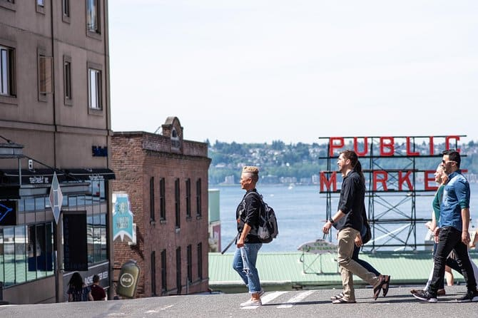Chef Guided Food Tour of Pike Place Market- 2 Hours