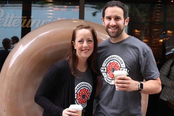 Underground Donut Tour Chicago's First Donut Tour